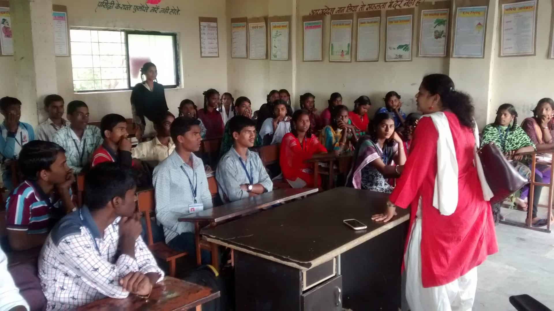 skills development for institutionalized youth